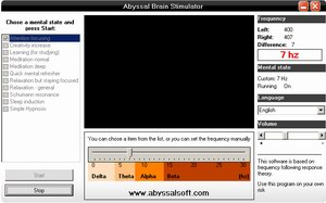 Abyssal Brain Stimulator 1.2.0 full